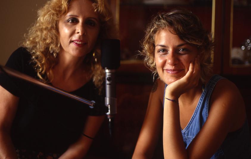 Fiorella Gentile Radio Stereo