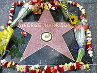 GEORGE HARRISON STAR