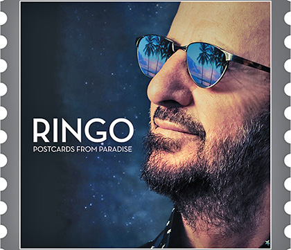 Ringo - Postcards from Paradise