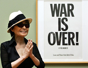 YOKO ONO 80th BIRTHDAY