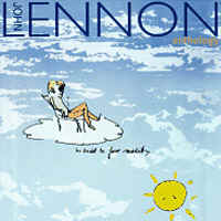 John Lennon Anthology cover