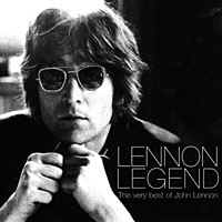 Lennon Legend cover