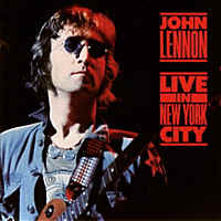 Live In New York City cover